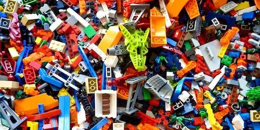 LEGO® Brick Club (Ages 5-8) (Kippax Library)