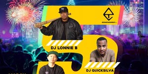 ★-★ 5 STAR FRIDAY ★-★ || QuickSilva - DJ Lonnie B - DJ...