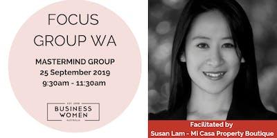 BWA Focus Group - Business Mastermind - Northbridge WA