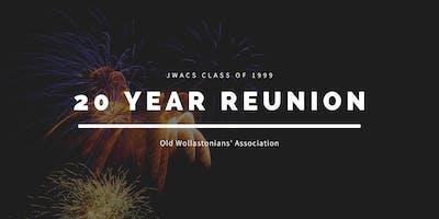 JWACS Class of 1999 - 20 year reunion