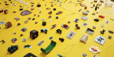 How does jewellery and material-as-kin construct and mutate our social identities?  Workshop with Debris Facility   All the jewellery