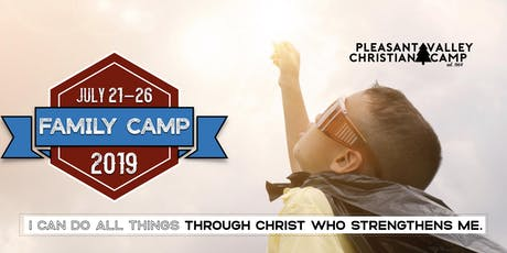Family Camp 2019 tickets