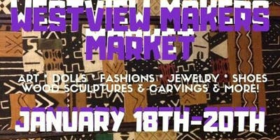 Westview Makers Market February 2019