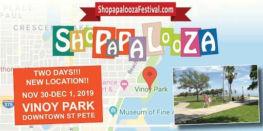 10th Annual Shopapalooza Festival -- Sunday, too!