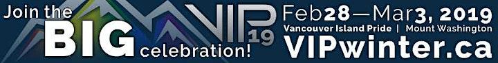 VIP19 Van Island Pride Tickets image