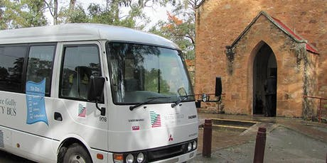 Baptisms to Burials bus tour tickets