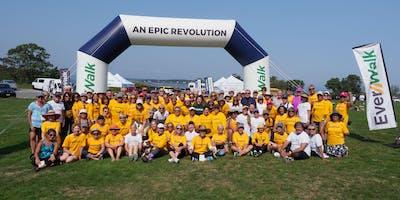 Virtual Walker: EPIC EverWalk 2019- Philadelphia to Washington D.C. - The Liberty Walk