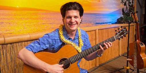Jeff Peterson - Slack Key Guitar Virtuoso