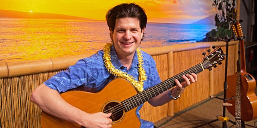 Jeff Peterson - Maui's Slack Key Guitar Virtuoso