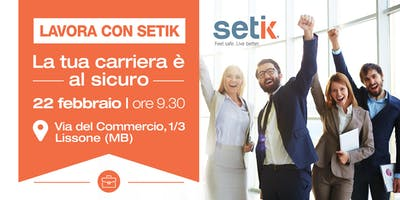Setik Recruiting 2019 - Figure commerciali