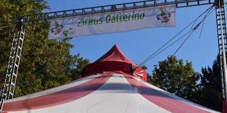 Zirkus Datterino 1. Woche Tickets