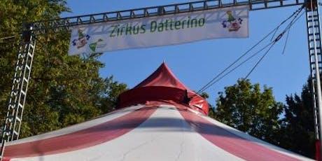 Zirkus Datterino 2. Woche Tickets