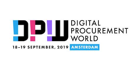 Digital Procurement World tickets