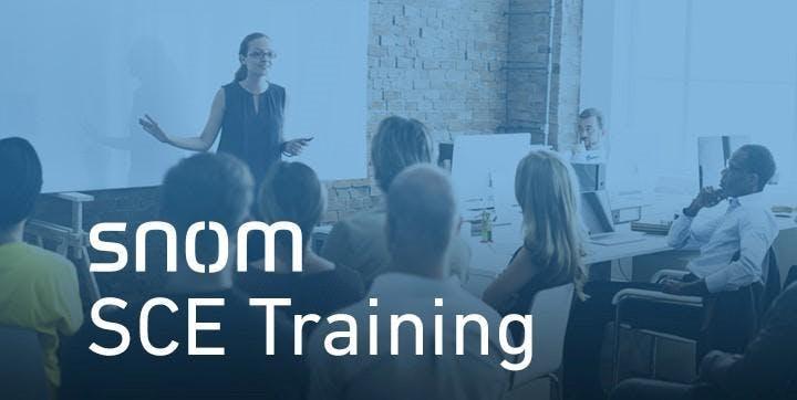 Snom SCE Training, Schwerzenbach, CH