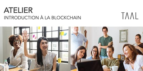 Atelier Juillet - Introduction à la Blockchain billets
