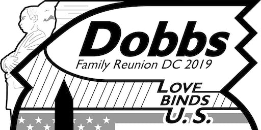 2019 DOBBS FAMILY REUNION