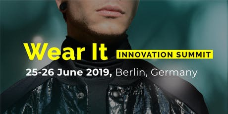 Wear It Innovation Summit  Tickets