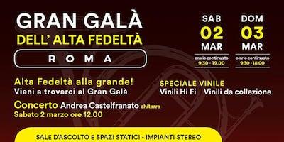 Gran Galà dell'Alta Fedeltà 2019 - Roma