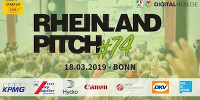 Rheinland-Pitch #74 in Bonn
