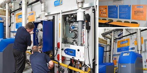 Purewell Variheat mk2 Boiler Product Training - 5 November, Reading