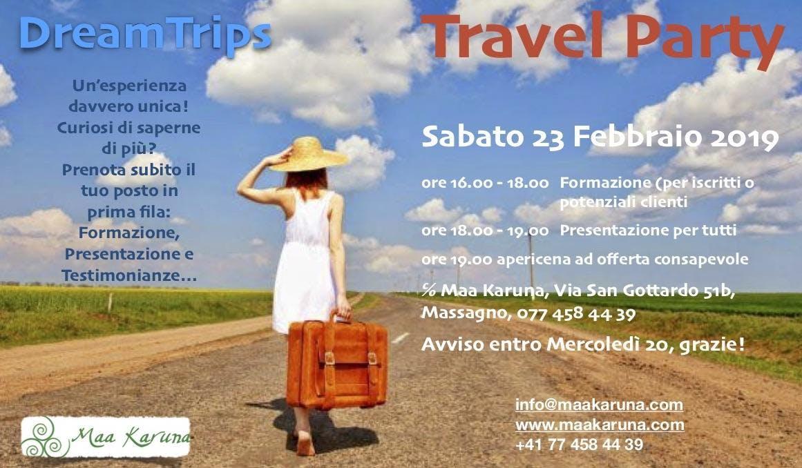 TravelParty DreamTrips - Anteprima Lugano