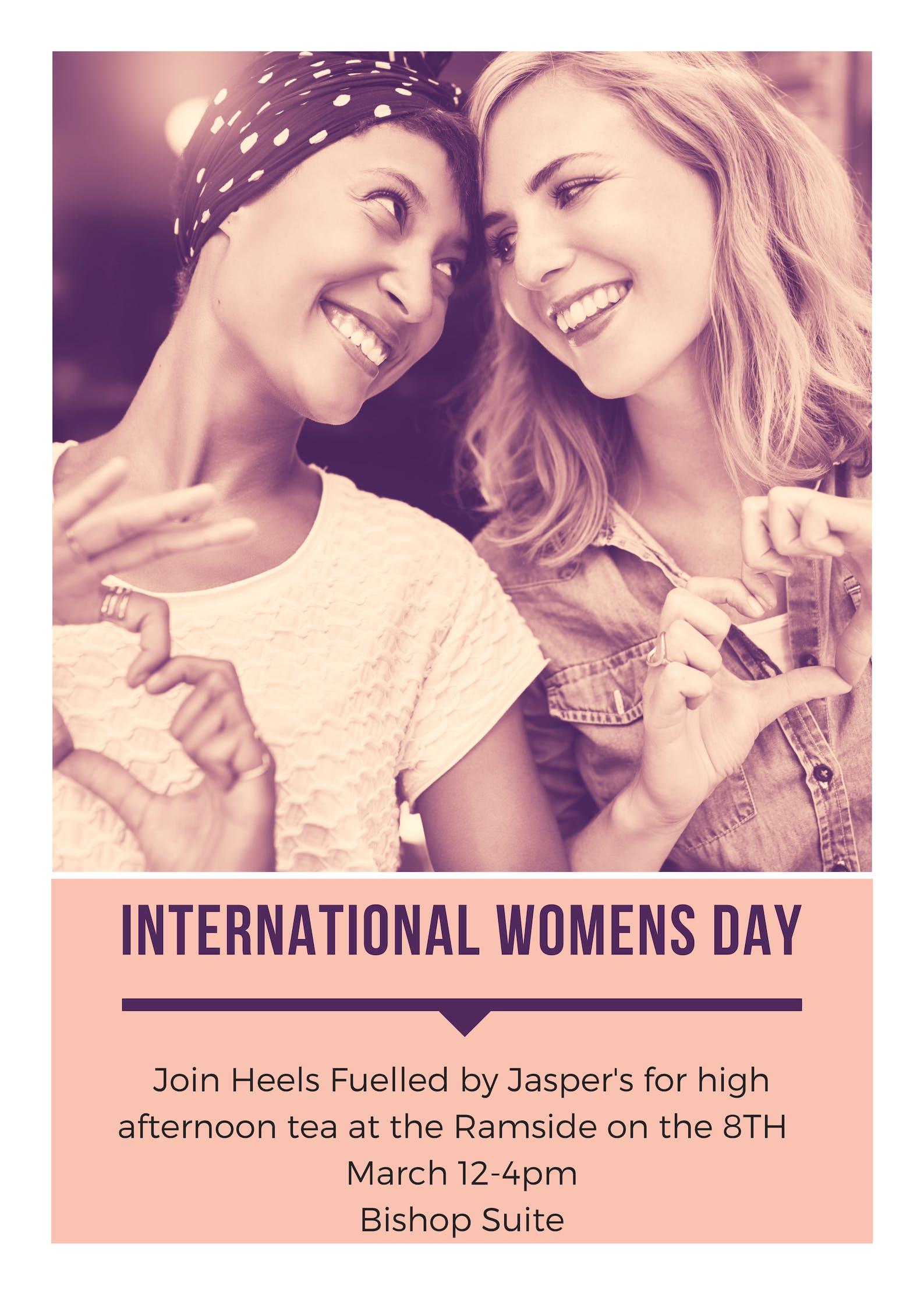 Heels Network International Womens Day