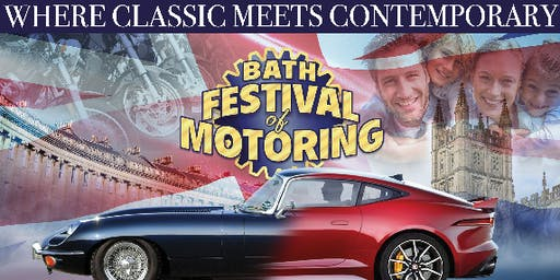 Bath Festival of Motoring