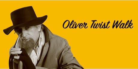 Oliver Twist walking tour tickets