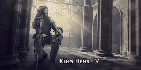 King Henry V tickets