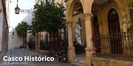 Casco Histórico de Buenos Aires: Pasajes secretos Avenida de Mayo entradas