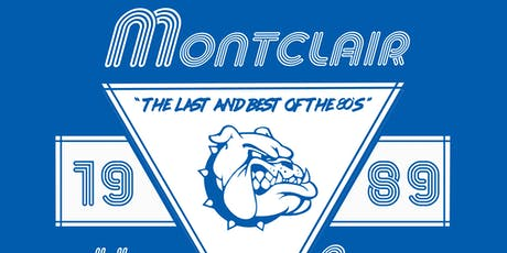 Montclair High School (NJ) Class of 1989 - 30th Reunion!!! tickets