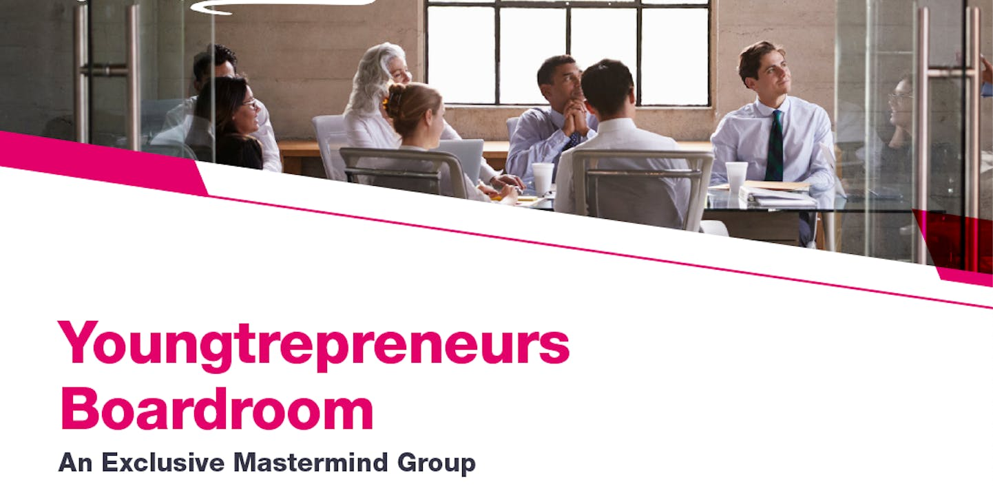 YOUNGTREPRENEURS BOARDROOM
