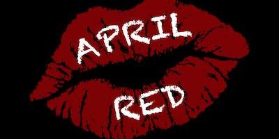 April Red debuting at Bradenton Eagles 3171 Benefit!