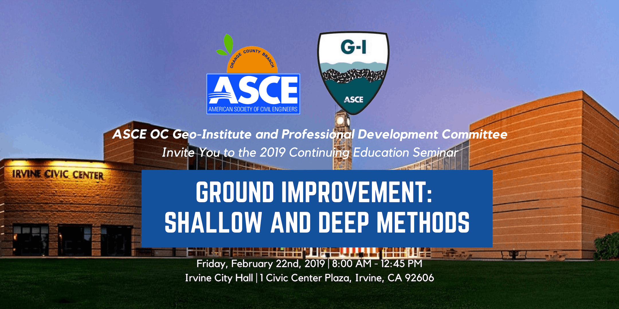 OC Geo-Institute and Professional Development