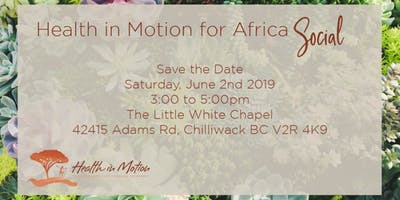 Health in Motion for Africa Social