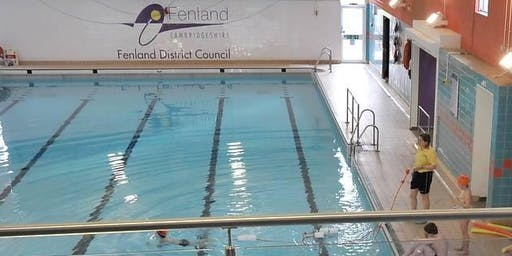 **MEMBERS OF NAS WEST NORFOLK ONLY** Swimming at Wisbech
