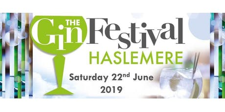 The Haslemere Gin Festival 2019 tickets
