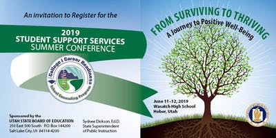 2019 Student Support Services Summer Conference-Presenter
