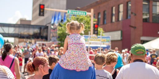Downtown Fargo Street Fair