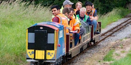 IMechE Railway Challenge 2019 tickets