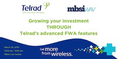 Join MBSI WAV and Telrad at CanWISP