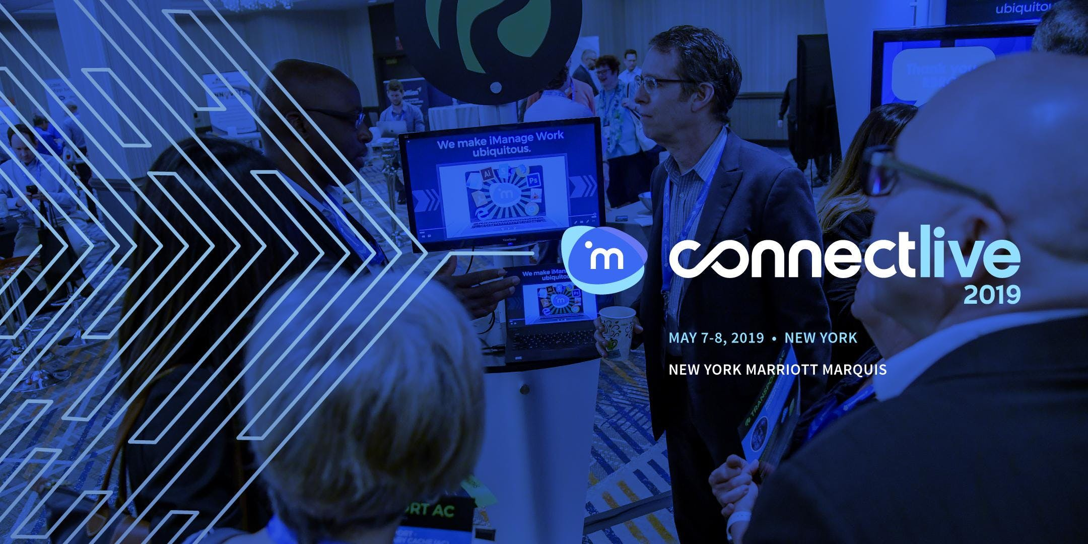 Image result for connectlive 2019 ny