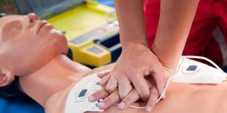 CPR & AED TRAINING tickets