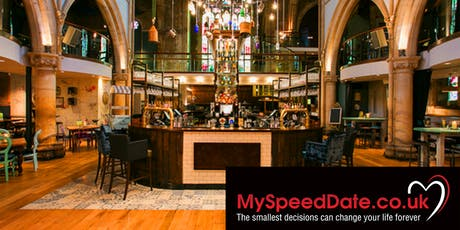 Speed Dating Nottingham, ages 30-42 (guideline only) tickets