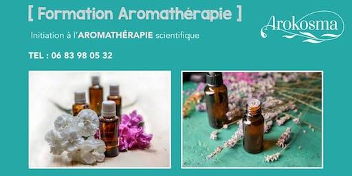 Formation/Atelier Initiation à l'Aromathérapie Scientifique
