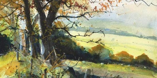 Watercolour Painting Workshop with Robert Newton