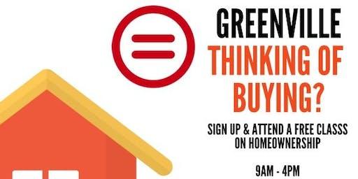 Homebuyers Education Workshop-Greenville