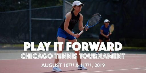 Play It Forward Tennis Tournament