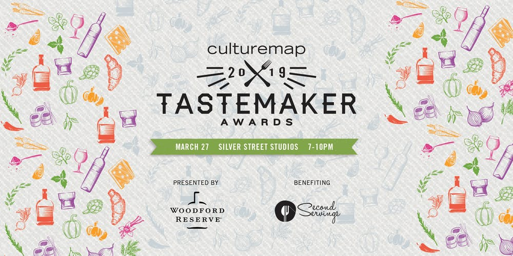 2019 CultureMap Houston Tastemaker Awards Presented by Woodford ...