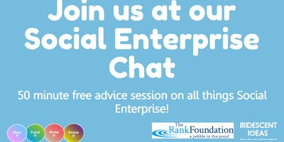 Social Enterprise Chat - April 2019
